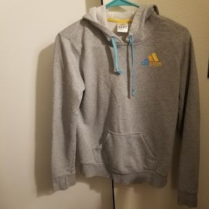 Awesome Ladies size small Adidas hoodie
